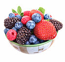 Bowl of Berries - Thomas Fresh