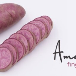 Amorosa fingerling potato chips