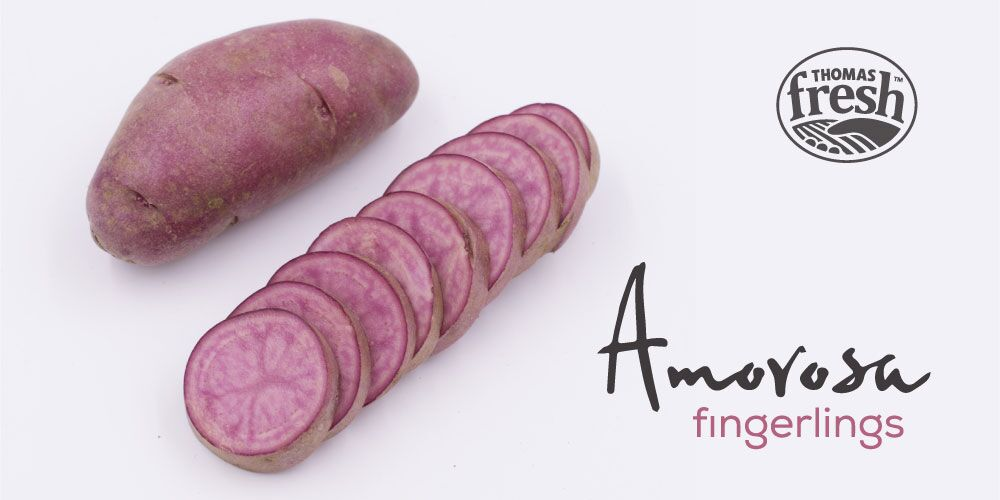 Amorosa fingerling potato chips