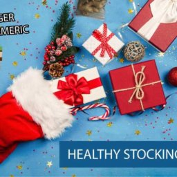 Christmas healthy stocking stuffers