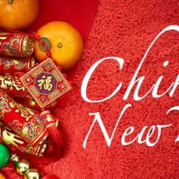 Chinese new year - christmas oranges