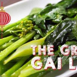 Gai Lan - Chinese New Year