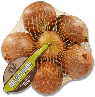 Organic Medium Onions - Thomas Fresh