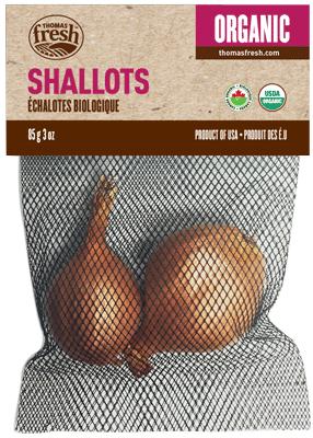 Organic Shallots - Thomas Fresh