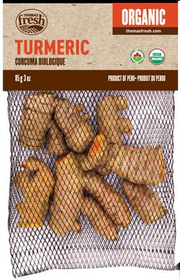 Organic Turmeric - Thomas Fresh