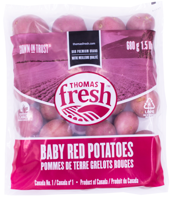 1.5lb bag red potatoes - Thomas Fresh