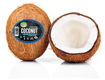 Cracked Coconut - Thomas Fresh