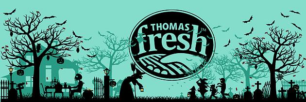 Thomas Fresh Halloween