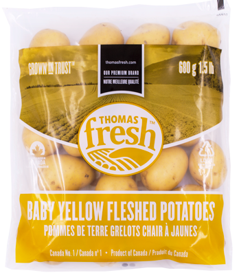 1.5lb bag yellow potatoes - Thomas Fresh