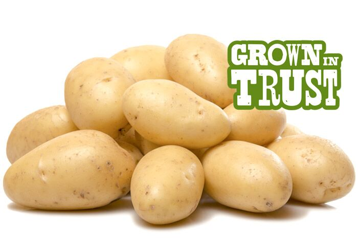 Yellow potatoes - Grown in Trust by Thomas Fresh