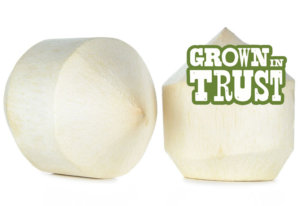 Young Coconut - Grown in Trust