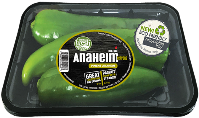 Anaheim Peppers - Thomas Fresh