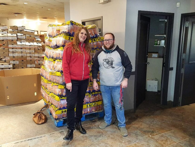 Saskatoon Salvation Army Food Donations