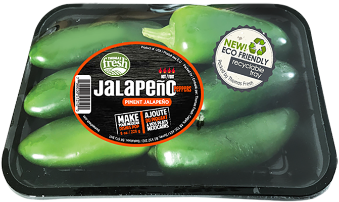 Jalapeno Peppers - Thomas Fresh