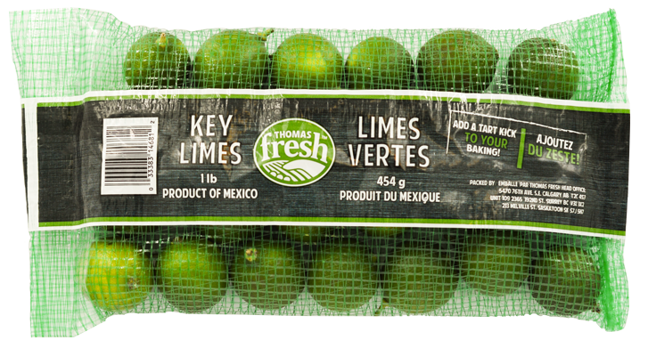 1 lb bag Key Limes - Thomas Fresh