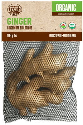 Organic Ginger - Thomas Fresh