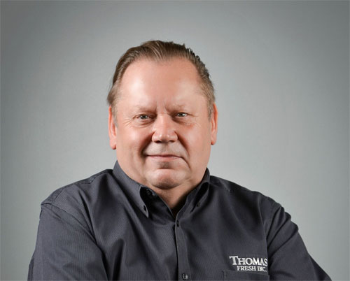 Roy Hinchey - Thomas Fresh CEO