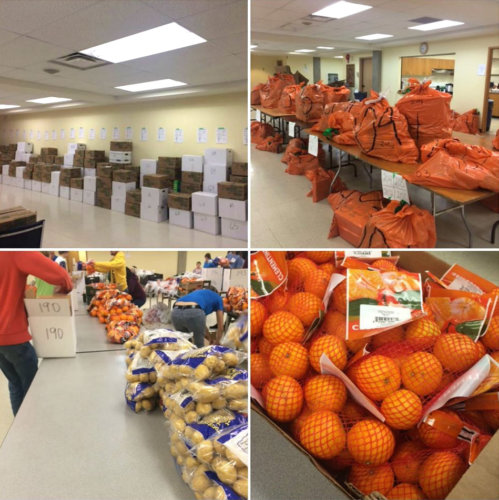 Local Calgary Church Hampers by Thomas Fresh