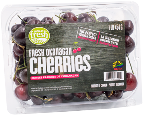 1 lb Cherries - Thomas Fresh