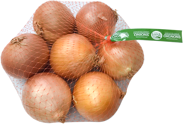 3lbs sweet onions - Thomas Fresh