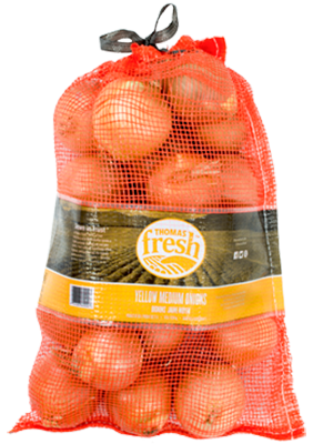 10lbs Yellow Onions - Thomas Fresh