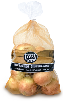 Thomas Fresh - Costco - 10lbs yellow onions