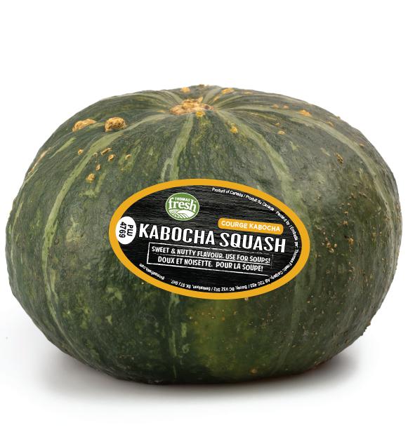 Thomas Fresh - bulk kabocha squash