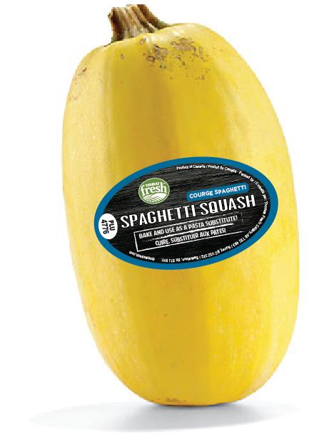 Thomas Fresh - bulk spaghetti squash