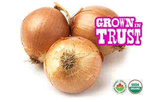 Think Pink Onions - Grown in Trust