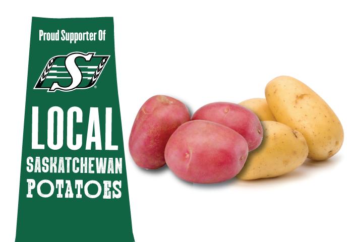Thomas Fresh Saskatchewan Potatoes